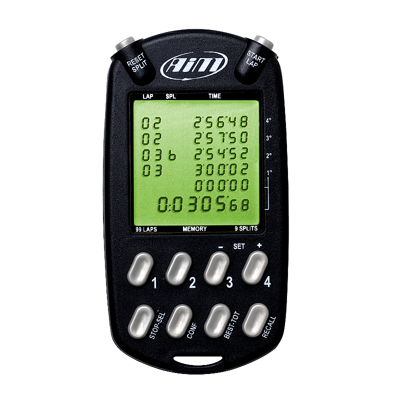 AiM MultiChron Racing Stopwatch