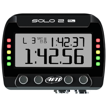 AiM Solo 2 DL GPS PowerBoat Lap Timer and Data Logger
