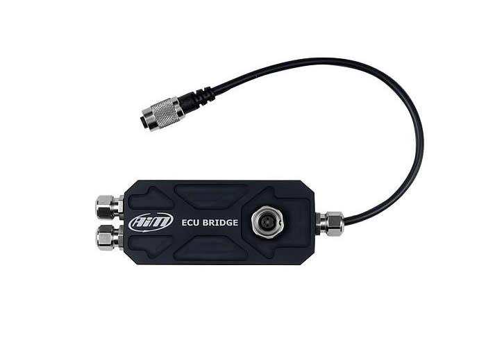 Aim Motorcycle ECU Bridge ODB11/K-LINE Connection