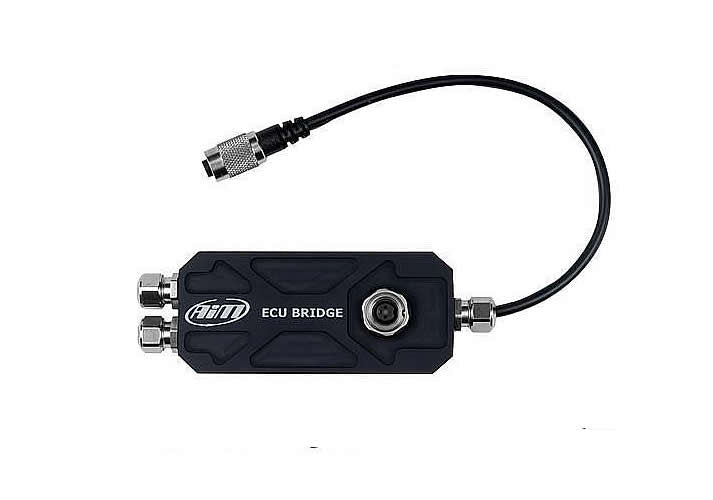 AiM Ecu Bridge With CAN/RS232 Communication Cable