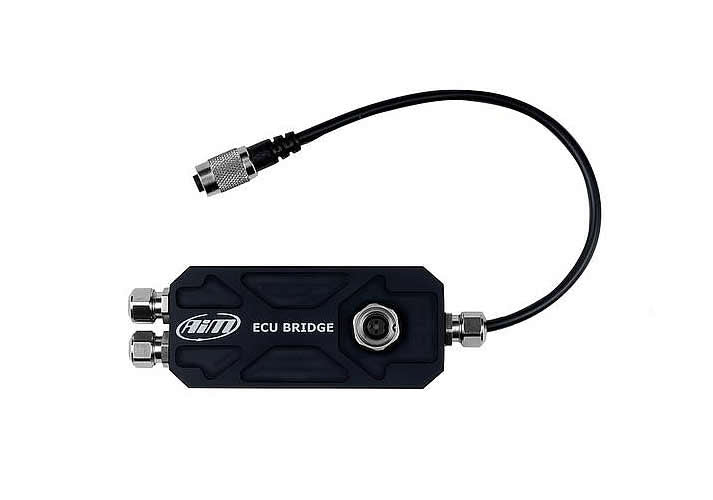 Aim SmartyCam Motorcycle Ecu Bridge With CAN/RS232 Communication Cable