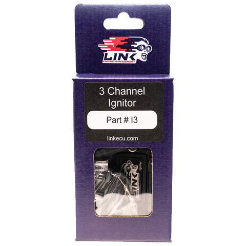 Link Three Channel Inductive Igniter - I3