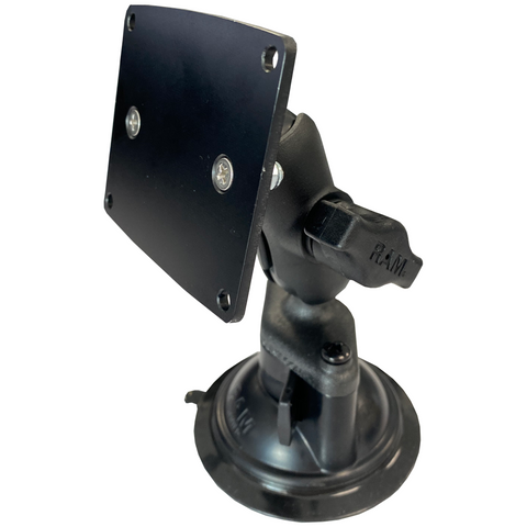 AiM SmartyCam GP HD 2.1 + 2.2 Recording Box Suction Cup Mount for Motorcycle