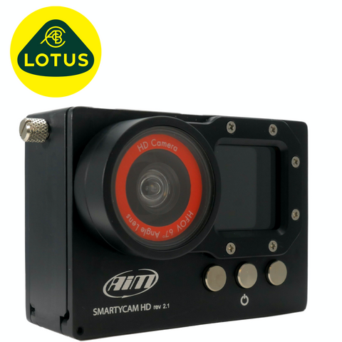 AiM Lotus MX2E SmartyCam HD (Rev.2.1) Track Day Camera