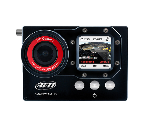 Aim SmartyCam HD Rev 2.1 67° Onboard Powerboat Video Camera