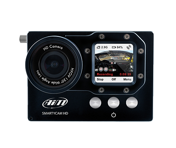 Aim SmartyCam HD Rev 2.1 84° Wide Powerboat Video Camera