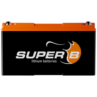 Super B Andrena 12V25Ah Lithium Battery