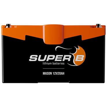 Super B Mason 12V20Ah BMS Lithium Battery
