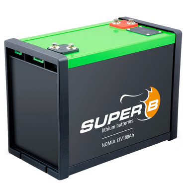 Super B Nomia 12V100Ah Lithium Traction Battery