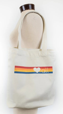 "the Tote bag ""Love All"""