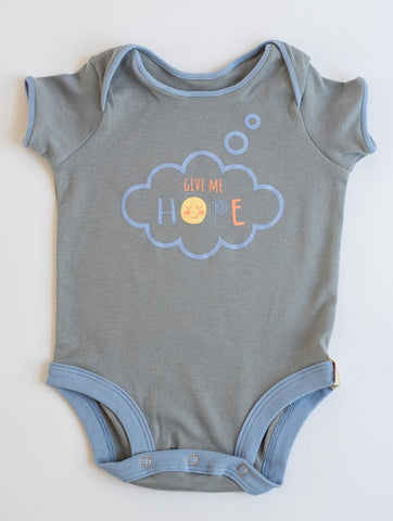 """Give Me Hope"" Baby Onesie"