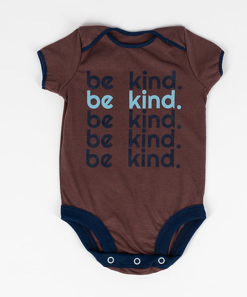 """Be Kind"" Baby Onesie"