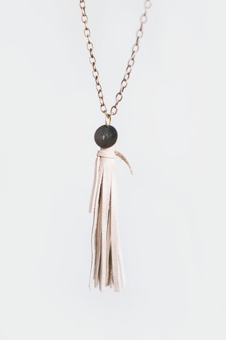Revolution Tassel Necklace