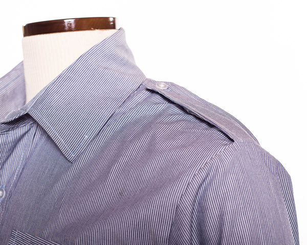 the Oxford shirt