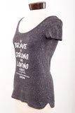 """Be Brave"" Limited Edition Shirt - XS"
