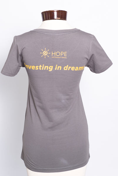 HOPE Women's V-Neck