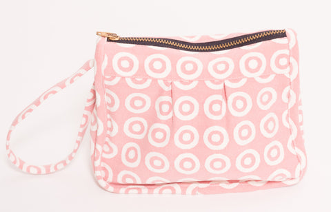the Simple Wristlet - SECOND