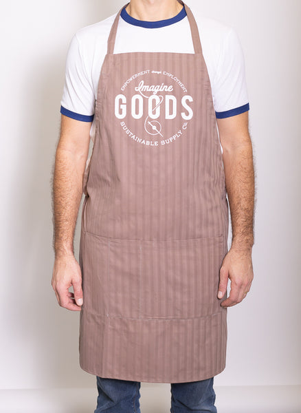 the Imagine Goods adjustable apron