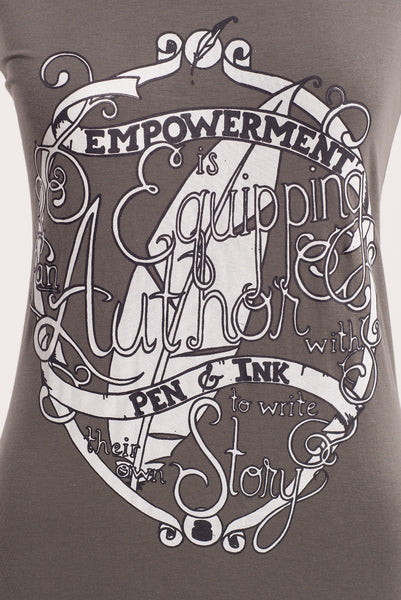 the Empowerment women's t-shirt