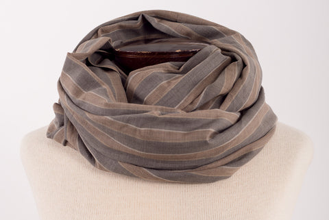 the Imogen infinity scarf