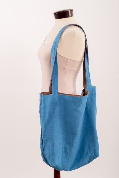 the Reversible Market Tote