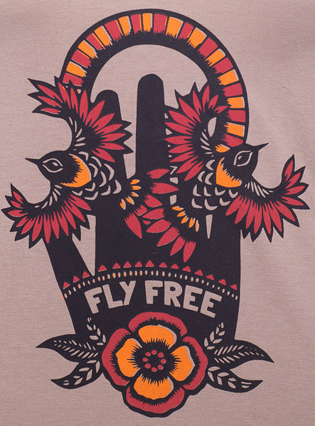 """Fly Free"" t-shirt"