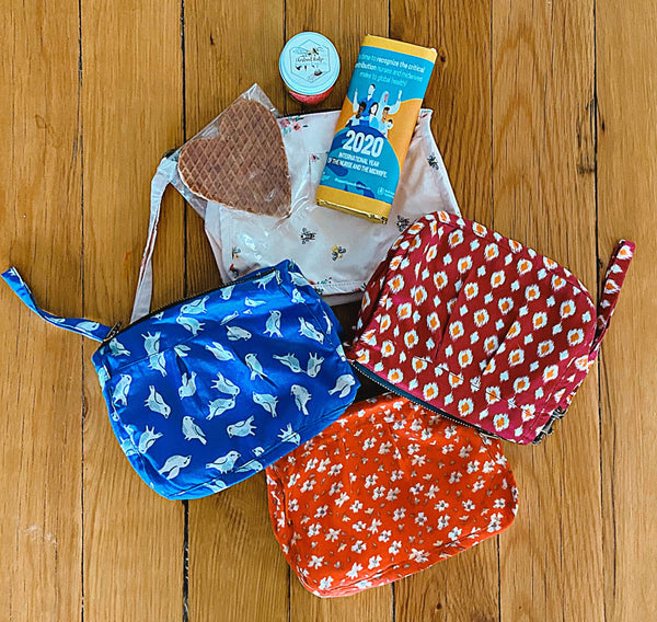 the Wristlet Care Bag for Nurses