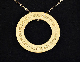 "ReImagine ""Tomorrow"" Necklace"
