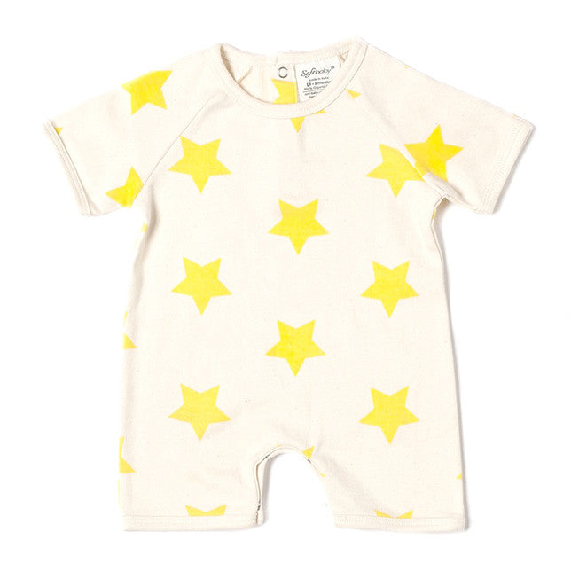 Short Romper - Star