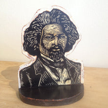 Load image into Gallery viewer, Frederick Douglass Bookend