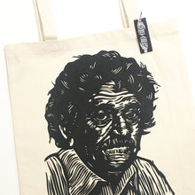 Load image into Gallery viewer, Kurt Vonnegut Tote Bag