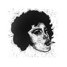 Load image into Gallery viewer, Doctor Frankenfurter Linocut Print