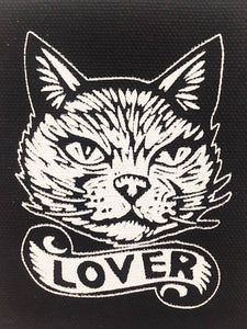 Cat Lover Patch