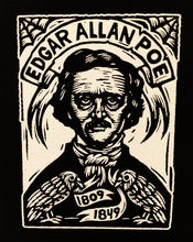Load image into Gallery viewer, Edgar Allan Poe Sew On Patch