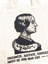 Load image into Gallery viewer, Susan B. Anthony Tote Bag