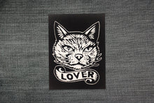 Load image into Gallery viewer, Cat Lover Patch