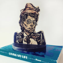 Load image into Gallery viewer, Emma Goldman Bookend