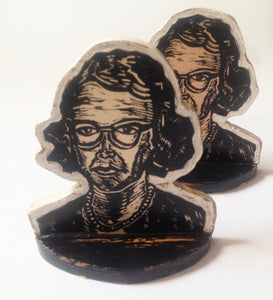 Flannery O'Connor Bookend
