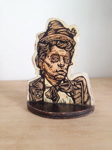 Emma Goldman Bookend