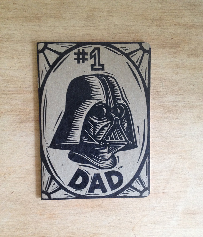 Darth Vader #1 Dad Travel Journal
