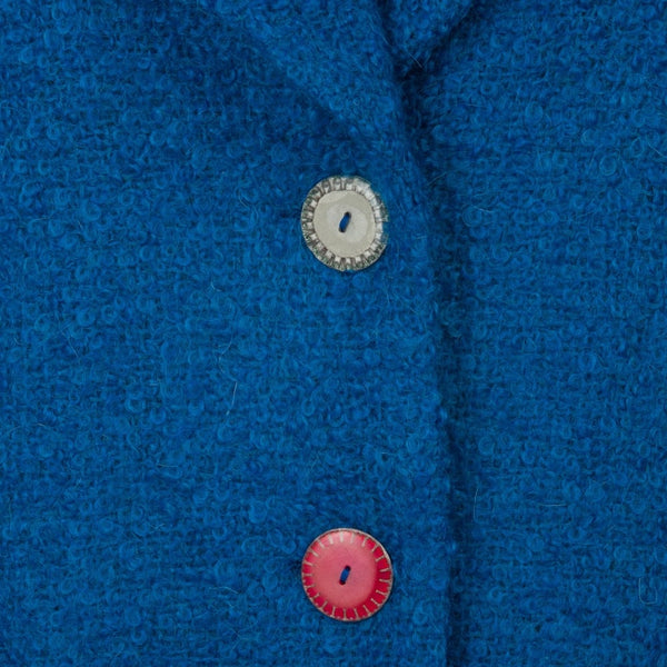 Avoca Jill coat- Royal Blue