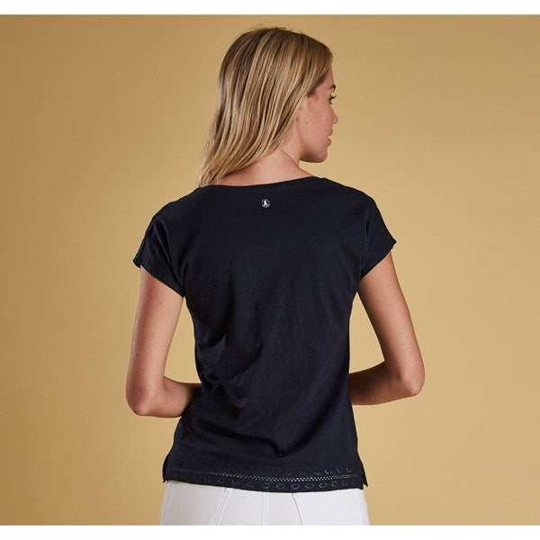 Barbour Seahouse Top - Navy