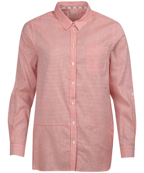 Barbour Seaward  Shirt - Marigold