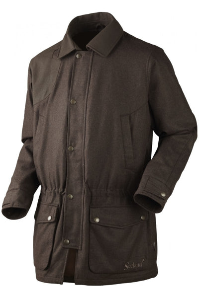 Devon Jacket - Faun Brown