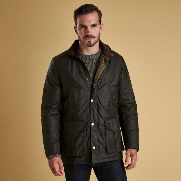 Barbour Hereford Jacket - Olive
