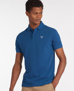 Sports Polo Deep Blue