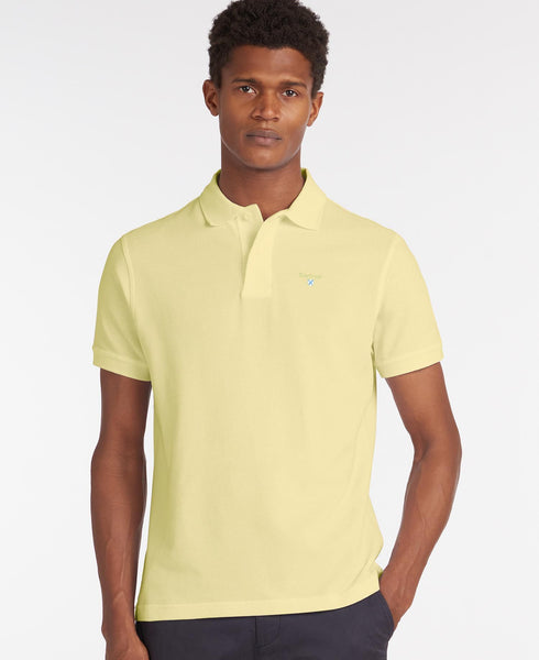 Sports Polo Lemon Zest