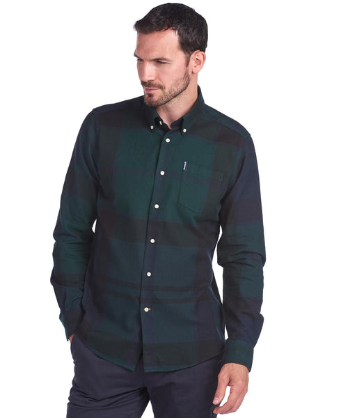 Dunoon Shirt Black Watch