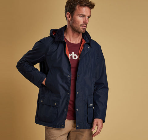 Arlington Jacket  Navy