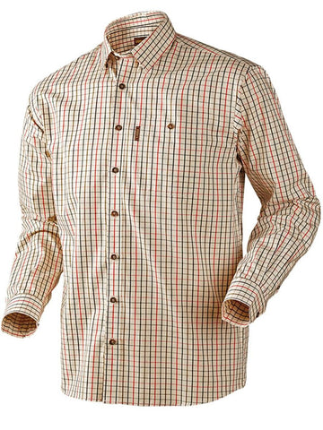 Lancaster Shirt - Red Check